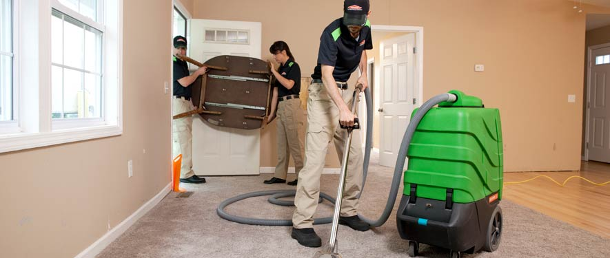 Gig Harbor, WA residential restoration cleaning
